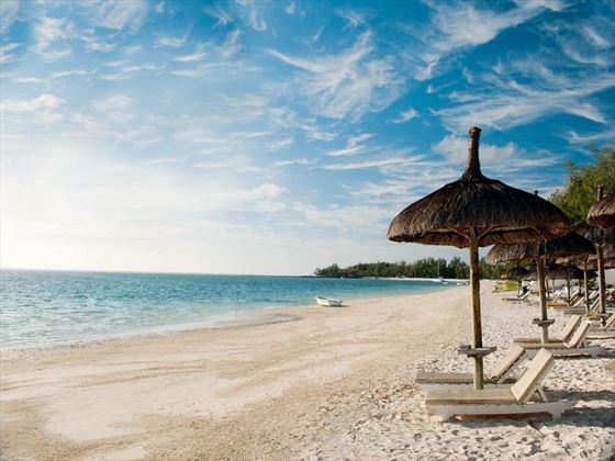 The beach at Veranda Palmar Beach