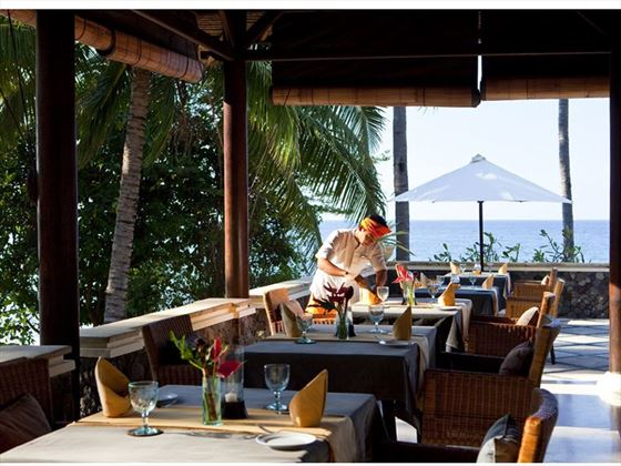 Wantilan Restaurant at Spa Village Resort Tembok, Bali