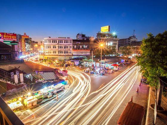 Warorot market, Chiang Mai