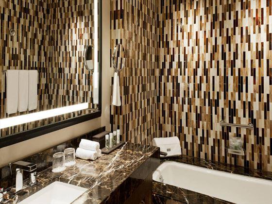Westin Abu Dhabi bathroom