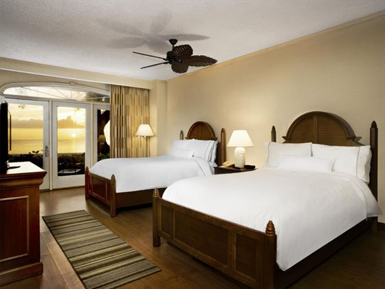 Westin Grand Cayman Seven Mile Beach Resort Double Guest Room