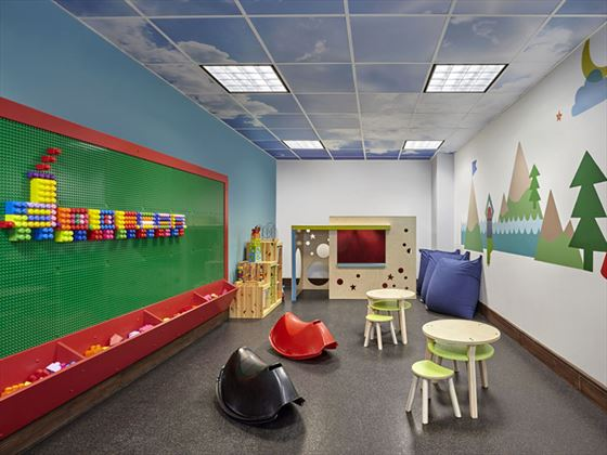 Westin Trillium House, Kids Discovery Room