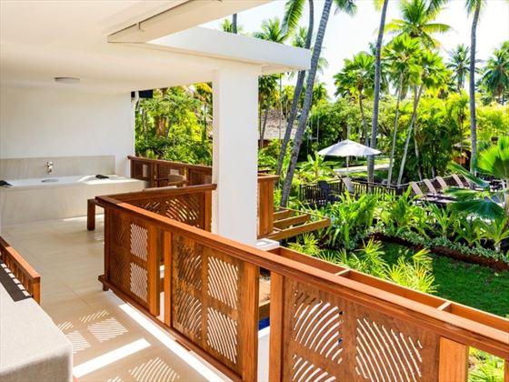 Renewal Spa Suite Terrace
