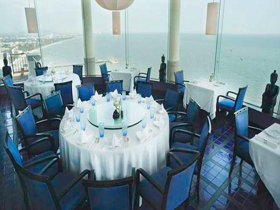 White Lotus restaurant at Hilton Hua Hin Resort & Spa
