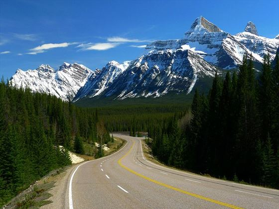 Yellowhead HIghway, Alberta