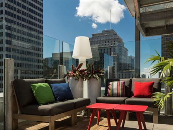 Guests Will Be Inspired At The New Toronto Marriott: Marriott Renaissance Montreal Downtown, Montreal, Quebec