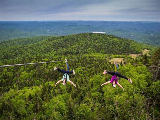 ZipTrek Mont Tremblant