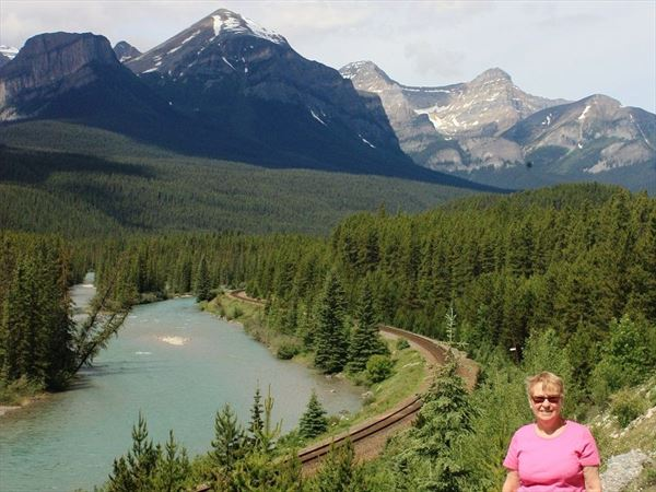 at morants curve bow valley alberta