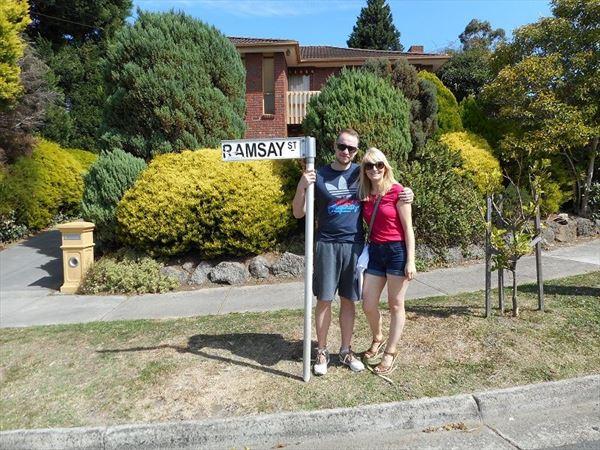 australia melbourne ramsay street