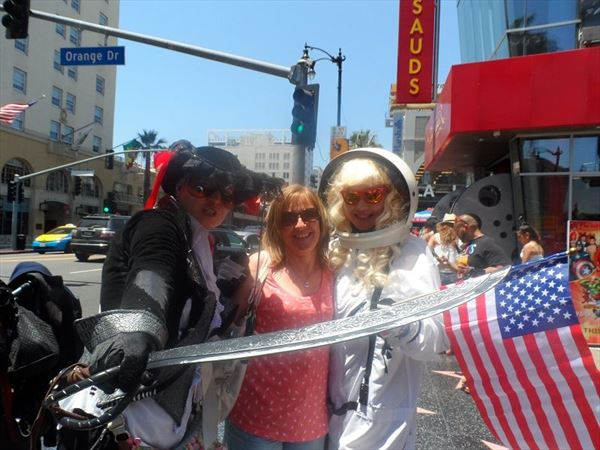 hollywood walk of fame catherine mcgraw