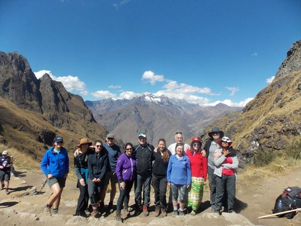 peru 2016 137 inca trail day 2  wayllabamba camp to paqaymayo via dead womans pass
