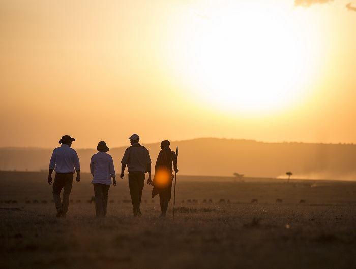 Elephant Pepper Camp walking safari
