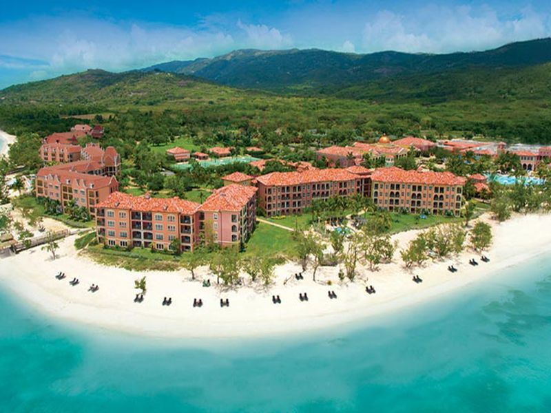 view of sandals whitehouse european village and spa