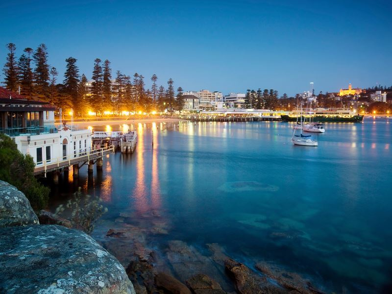 Manly Cove Sydney2