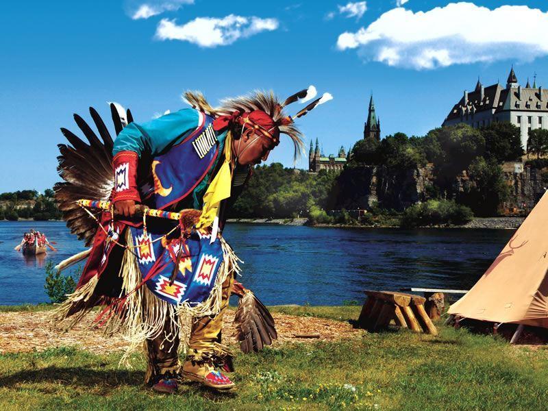 aboriginal voyageur ottawa