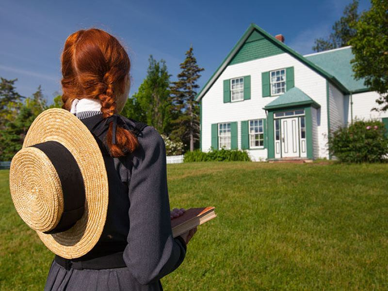 anne of green gables pei