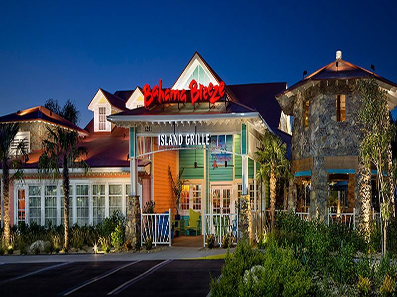 bahama breeze kissimmee