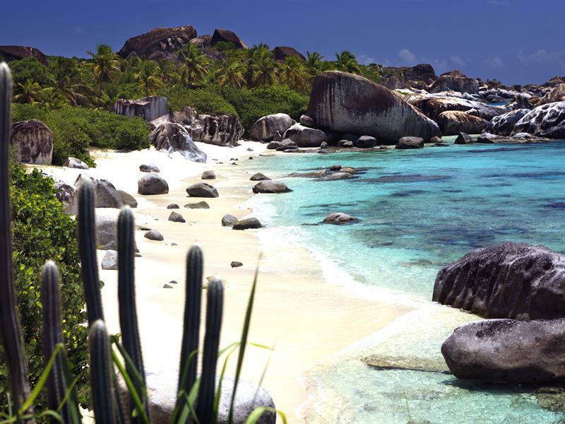 beautiful baths virgin gorda