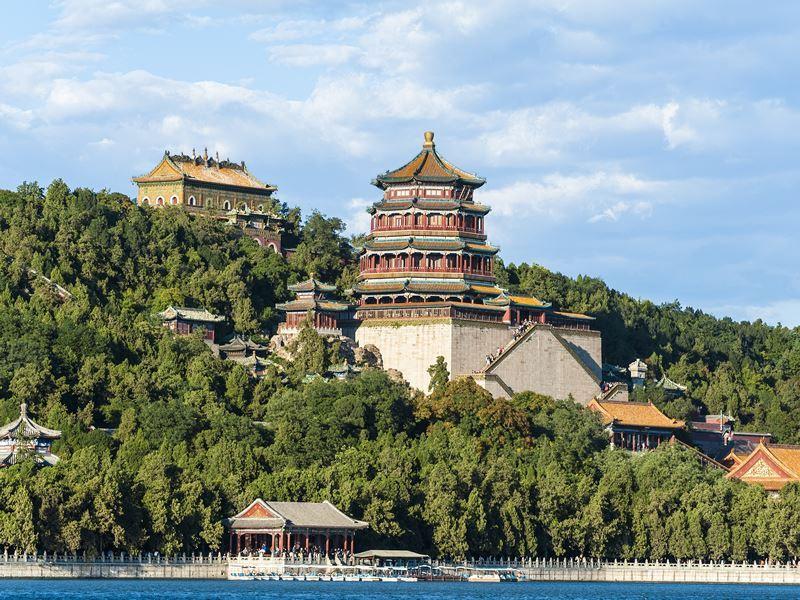 beijing china summer palace