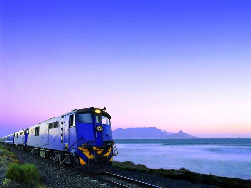 blue trainweb