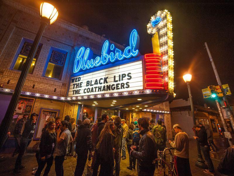 bluebird theater denver