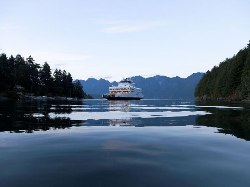 bowen island ferry british columbia