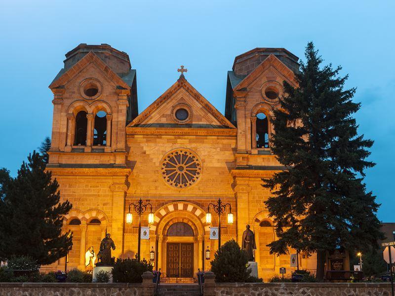 cathedral basilica saint francis santa fe