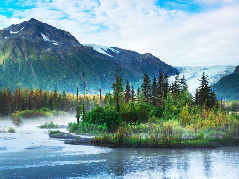 chugach forest kenai peninsula alaska