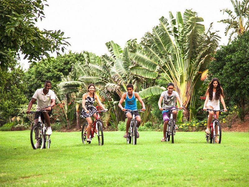 cycling in mauritius