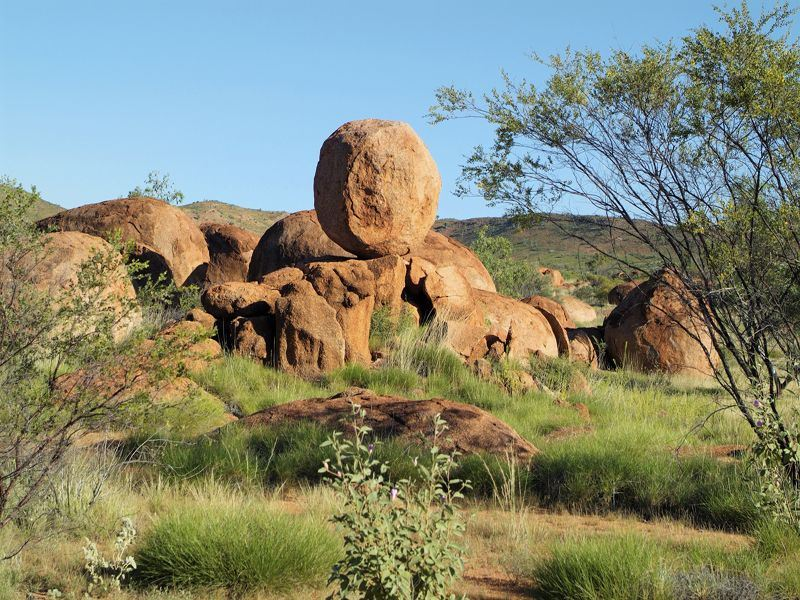 devils marbles northern territory