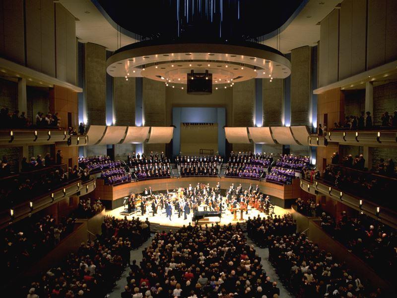 edmonton symphony orchestra winspear centre in edmonton
