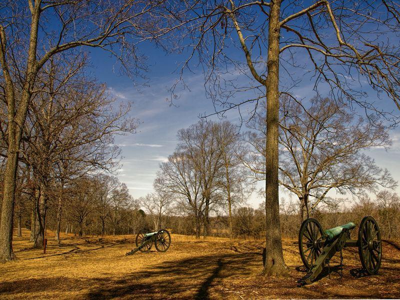 fredericksburg civil war battle site