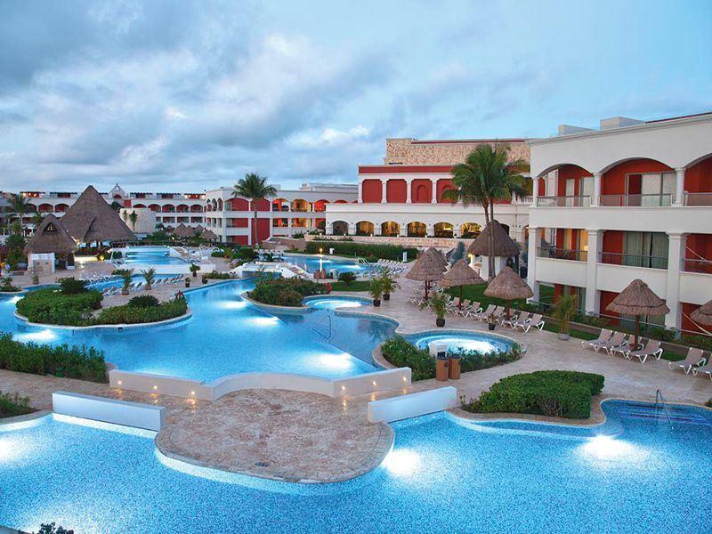hard rock hotel riviera maya main pool