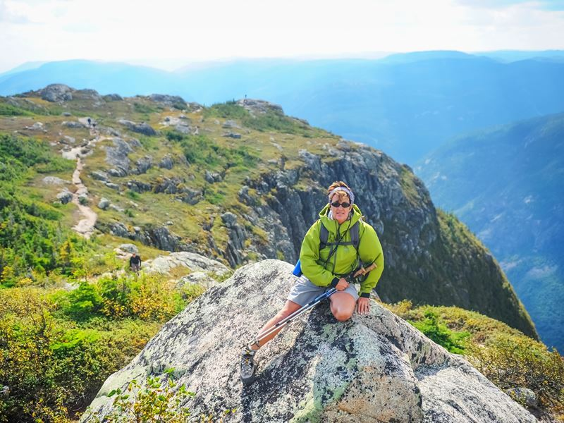 hautes gorges de la riviere malbaie national park steve deschenes