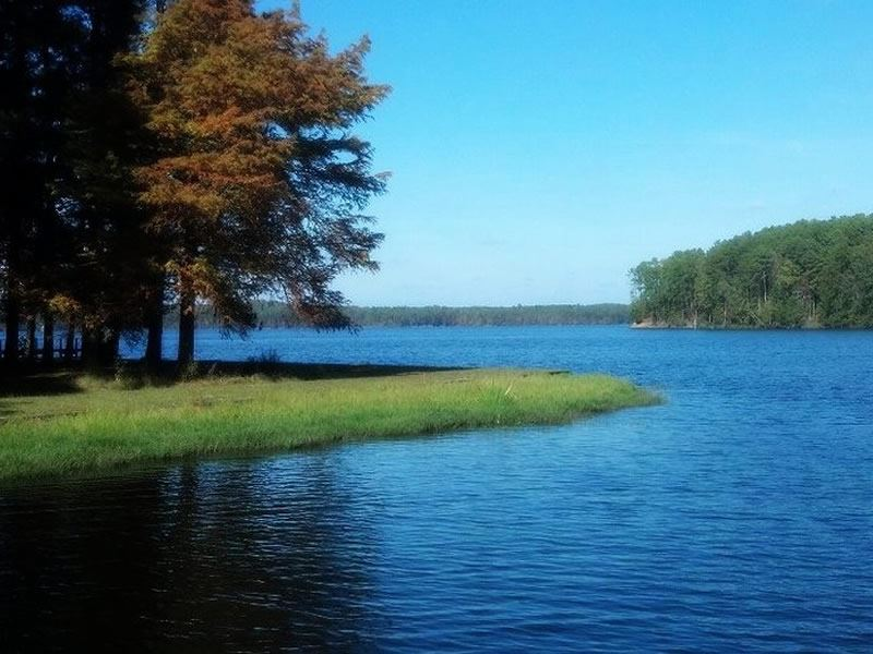 lake claiborne state park louisiana
