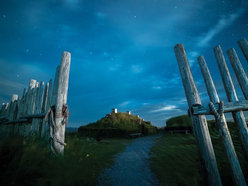 lanse aux meadows national historic site dru kennedy photography