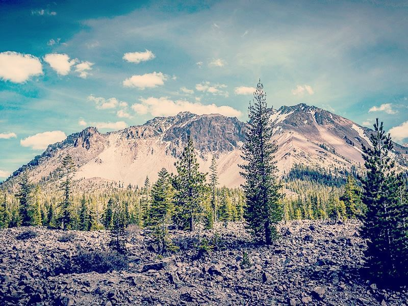 lassen peak california