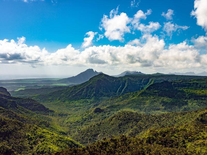mauritius black river gorges