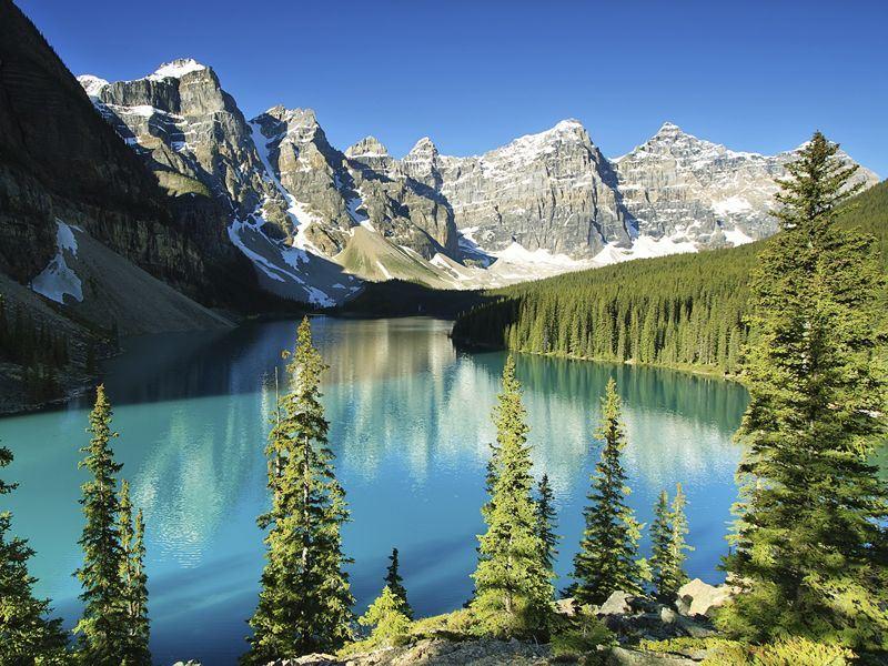 moraine lake banff national park