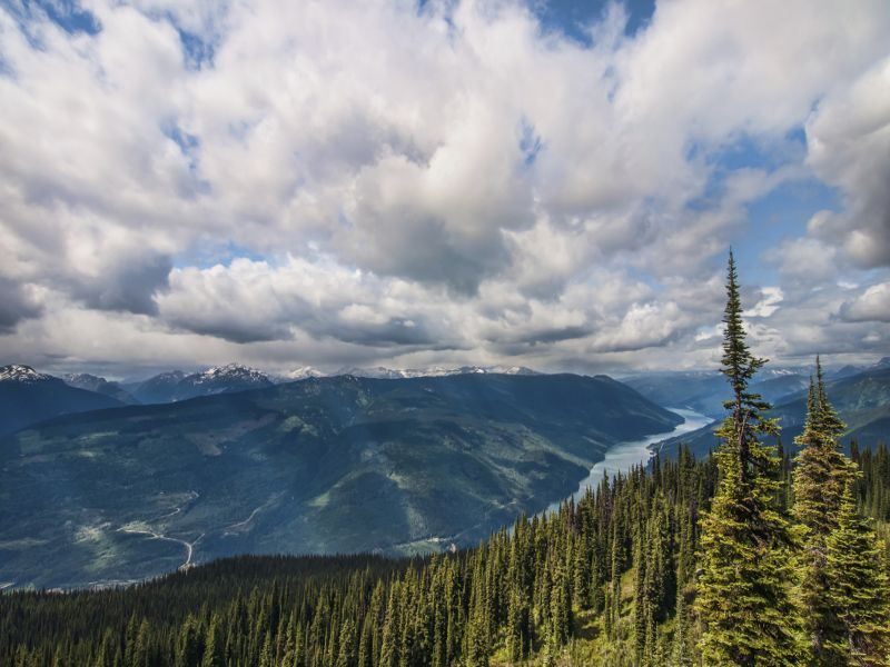 mount revelstoke british columbia