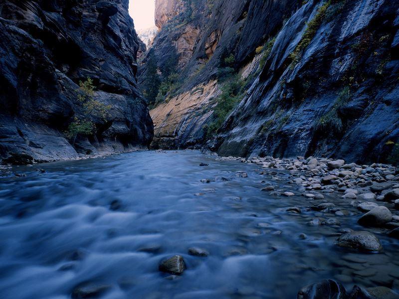 narrows of the virgin river tom till