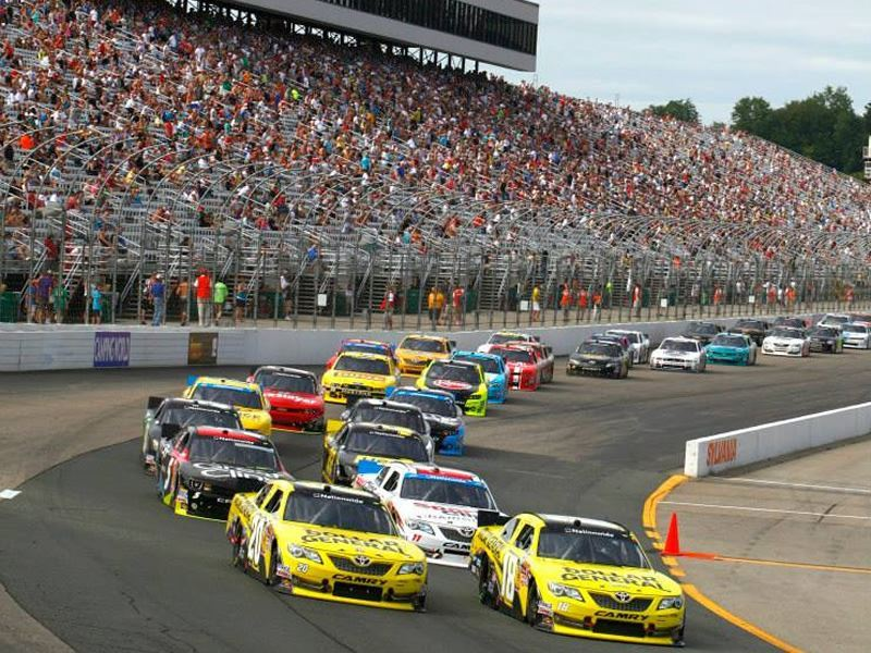 nascar new hampshire motor speedway