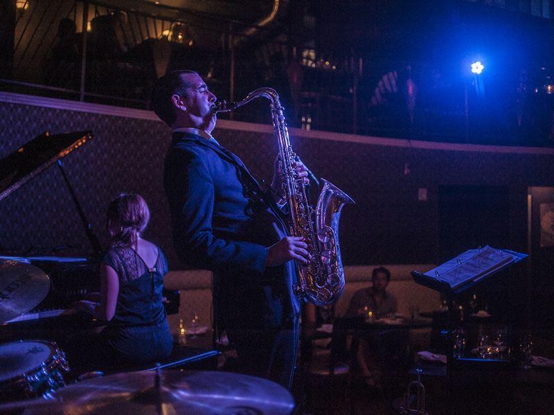 nocturne jazz supper club five points denver