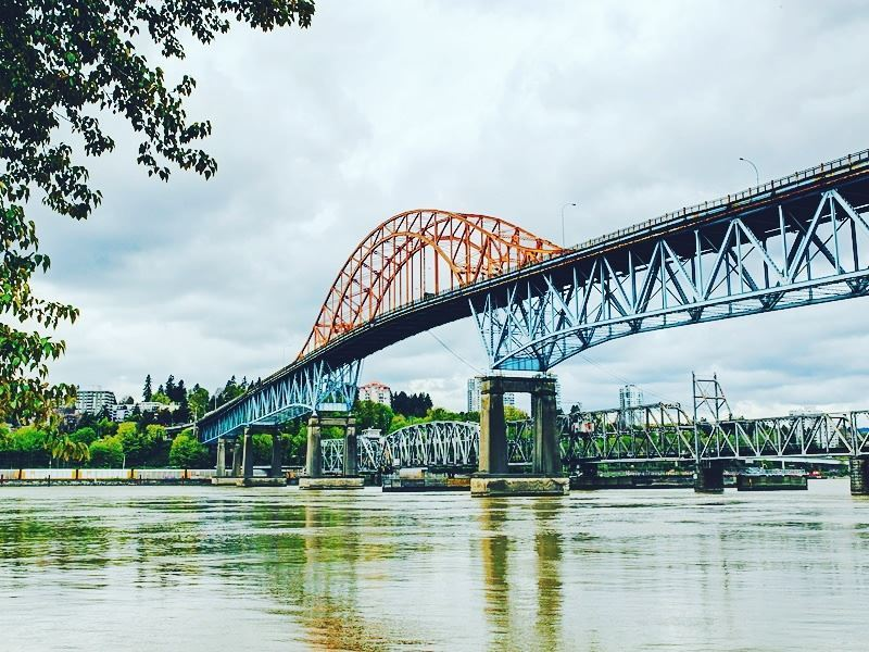 pattullo bridge vancouver
