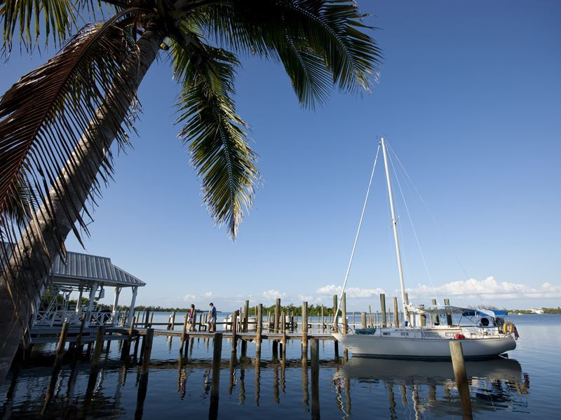 sail boat fort myers