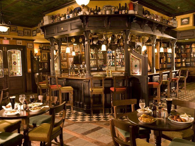 sandals emerald bay drunken duck pub