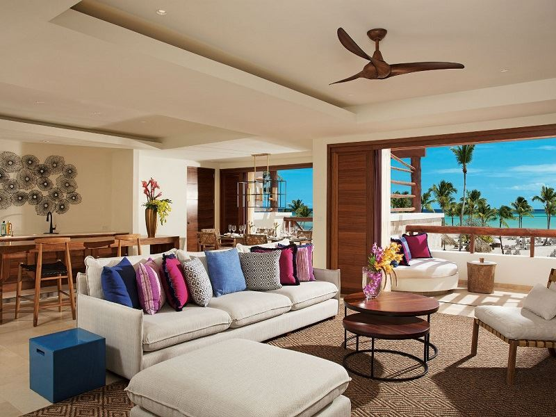 secrets cap cana preferred club presidential suite