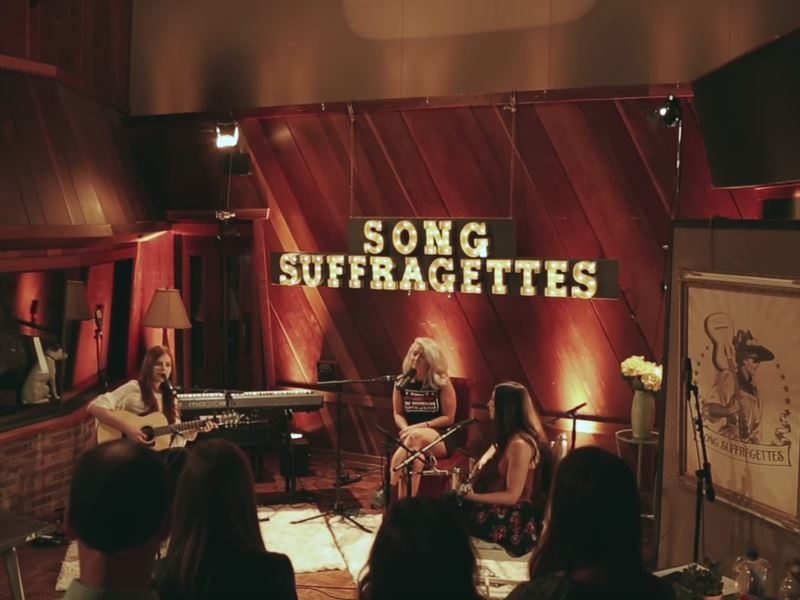 song suffragettes nashville