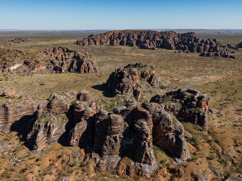 the bungle bungle range
