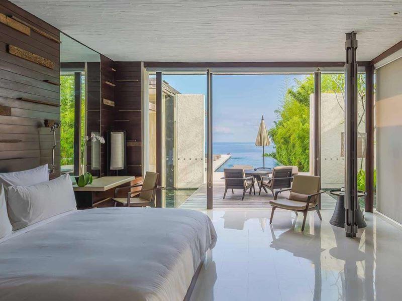 three bed pool villa alila villas uluwatu
